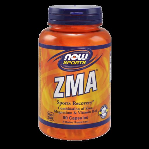 Бустер тестостерону NOW ZMA (90 кап)