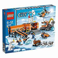 LEGO® City Арктика - АРКТИЧЕСКИЙ БАЗОВЫЙ ЛАГЕРЬ