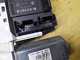Моторчик стеклоподъемника передний левый Volkswagen Touran Caddy Golf 5 Skoda Octavia 2,1K0959793D,1T0959701A, фото 6