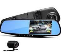Автомобильное зеркало видеорегистратор