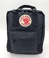 Рюкзак-сумка городской Канкен МИНИ чёрный