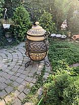 Тандыр Тор с съемной крышкой, фото 2