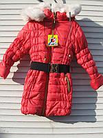 Пальто на меху зима р 122 Украина