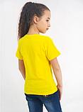 Футболка детская (желтая), фото 3