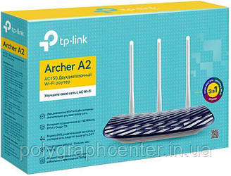 Беспроводной маршрутизатор TP-Link ARCHER A2