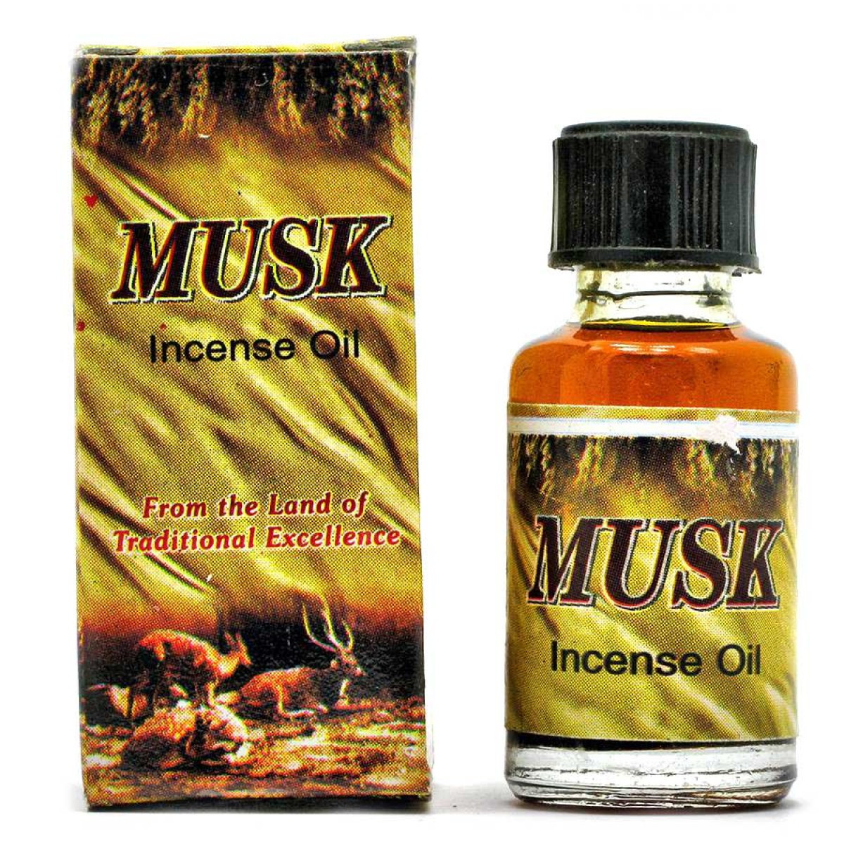 Аромаматическое масло Мускус