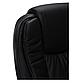 Кресло офисное компьютерное AMB Черное Нагрузка 130 кг  ПОЛЬША, фото 5