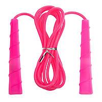 Скакалка с PVC жгутом FI-3513-5 (l-2,8м, d-5мм, цвета в ассортименте)