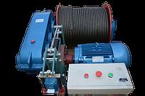 Лебедка электрическая JM 2 2000 кг