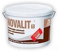 Штукатурка полисиликатная, короед/барашек/моделированая NOVALIT T, фото 1