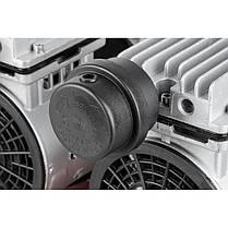 Безмасляный бесшумный компрессор LEX LXAC85-28LO - емкость 85 литров, фото 3