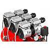 Безмасляный бесшумный компрессор LEX LXAC85-28LO - емкость 85 литров, фото 5