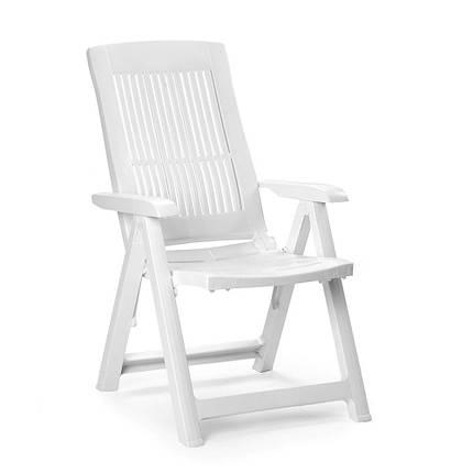 Кресло tampa белое производство Италия, фото 2