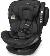 Автокресло детское EL CAMINO, Evolution 360, 0-36 кг, темно-серое, ME 1045 Premium Black