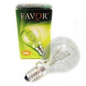 Лампа накаливания Шар 60 Вт Е14