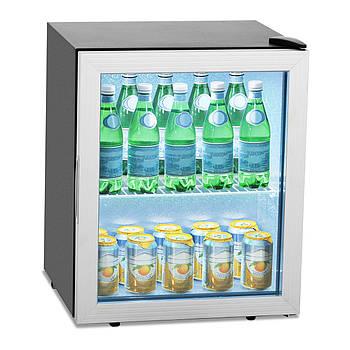 Холодильник для напитков - 54 л - нержавеющая сталь Royal Catering Марка Европы