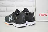 Кросівки чоловічі в стилі New Balance 860 темно сірі сітка, фото 2