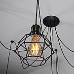 Люстра-паук LS 2100-6G, фото 4