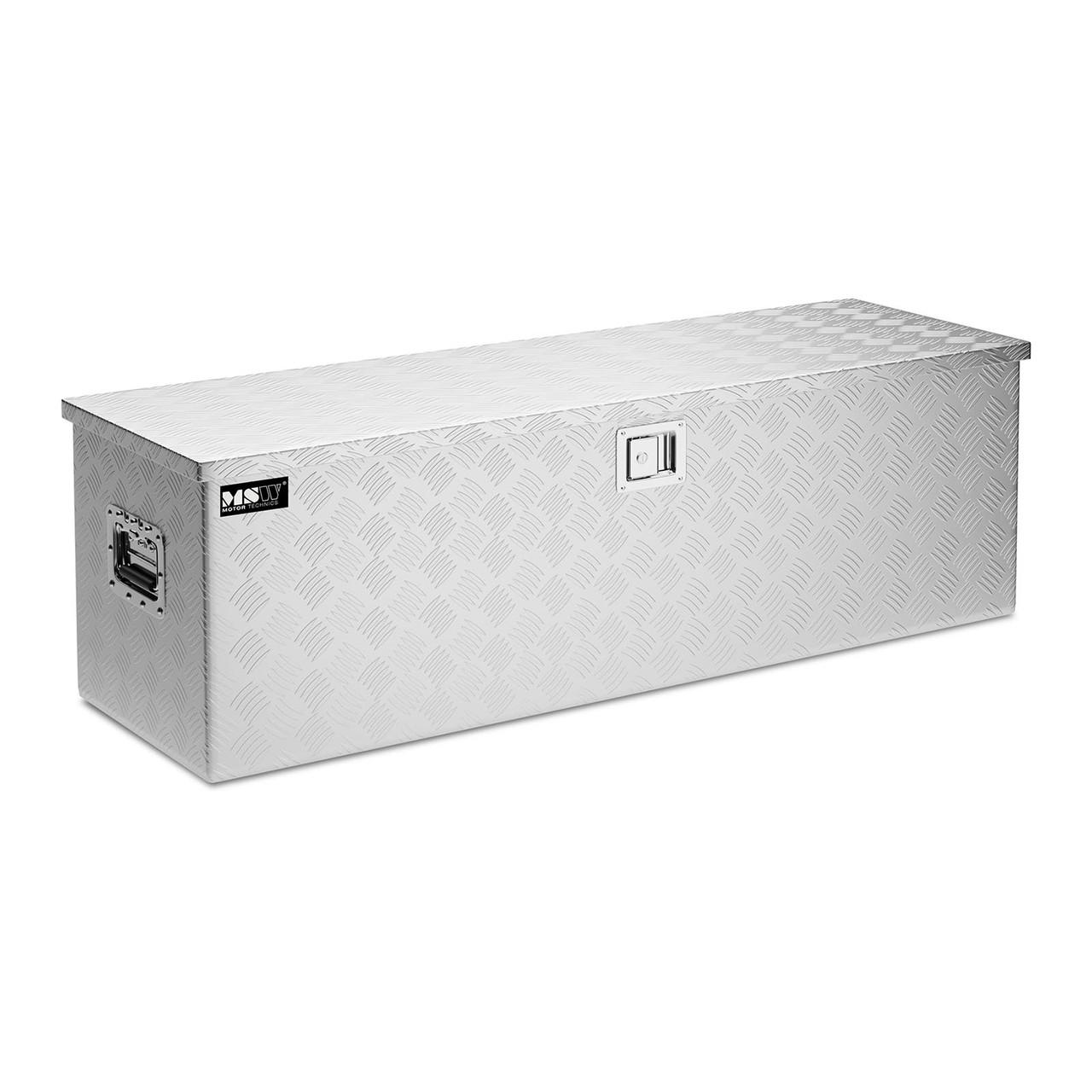 Скринька для інструментів - алюміній - 150 л MSW