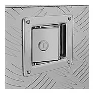 Скринька для інструментів - алюміній - 150 л MSW, фото 4