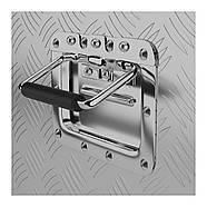 Скринька для інструментів - алюміній - 150 л MSW, фото 5
