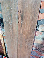 Бесшовная Плитка для Пола под Состаренное Дерево (кора, сучки)  Avorio ВT 161х985мм Керамогранит под ламинат