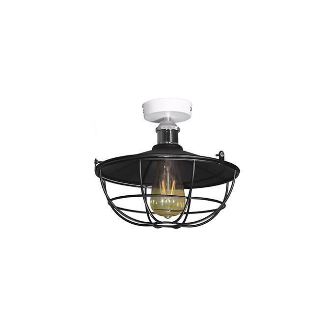 Стельовий світильник Skarlat LS 3134-260-1LG BK