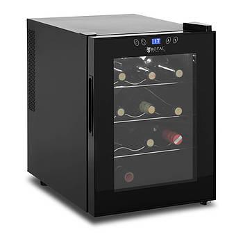 Холодильник для напитков - 33 л - 12 бутылок Royal Catering Марка Европы