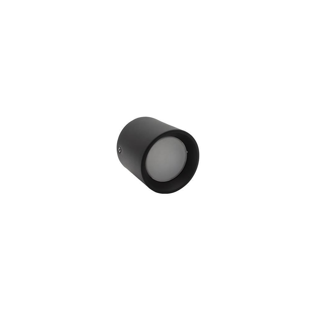 Точечный светильник Skarlat D519B-LED 7W BK 3000K