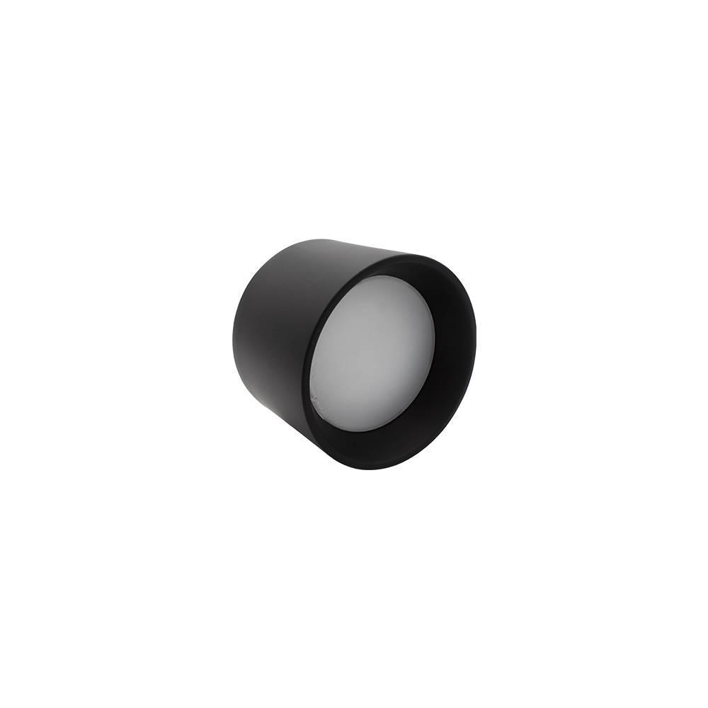 Точечный светильник Skarlat D519E-LED 24W BK 3000K
