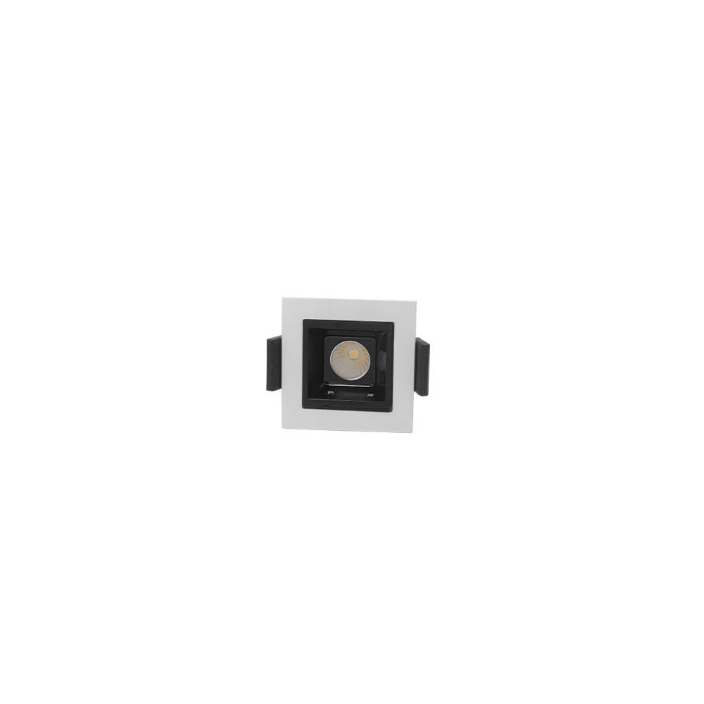 Точковий світильник Skarlat XT4550-1-LED 1,5 W WH 6000K