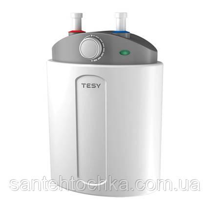 Водонагреватель Tesy Compact Line 6 л под мойкой, мокрый ТЭН 1,5 кВт (GCU0615M01RC) 422572, фото 2