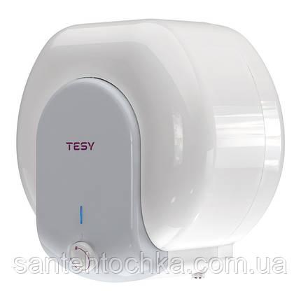 Водонагреватель Tesy Compact Line 10 л над мойкой, мокрый ТЭН 1,5 кВт (GCA1015L52RC) 304136, фото 2