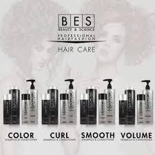Bes PHF Hair Care - домашній догляд за волоссям
