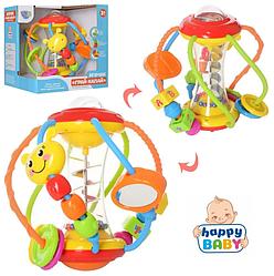 Развивающая игрушка Мячик Happy BabyИграй Хватай 929