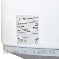Водонагрівач Tesy Anticalc Slim 50 л, сухий ТЕН 2х0,8 кВт (GCV503516DB14TBRC) 304890, фото 3