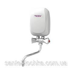 Проточний водонагрівач Tesy із змішувачем 3,5 кВт (IWH35X01KI)