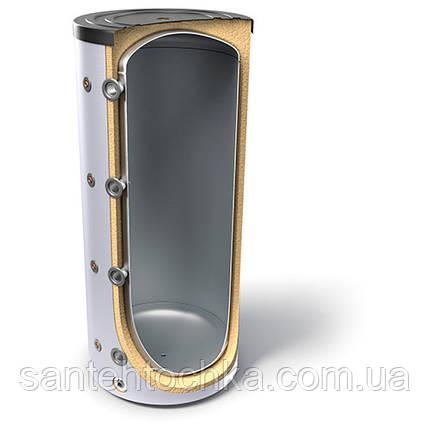 Буферна ємність TESY .200 л. без т. о. сталь 3 бари (V 200 60 F40 P4), фото 2