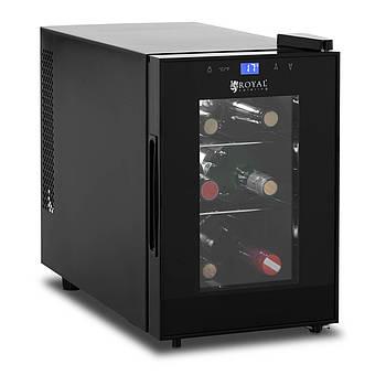 Холодильник для напитков - 13 л - 6 бутылок Royal Catering Марка Европы