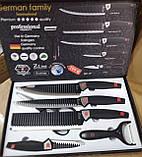 Набор ножей 6 предметов German Family GF-19, фото 2