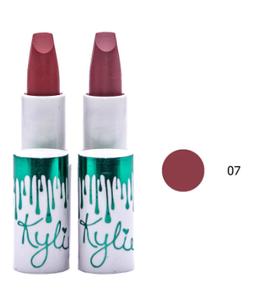 Матовая помада KYLIE Velvet Matte Lipstick № 07 Уценка