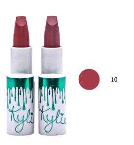 Матовая помада KYLIE Velvet Matte Lipstick № 10 Уценка