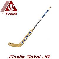 Клюшка хоккейная вратарская TISA Goalie Sokol JR