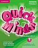 Робочий зошит Quick Minds. Англійська мова 3 клас. Пухта Г., Гернгрос Г., Льюіс-Джонс П.