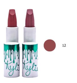 Матовая помада KYLIE Velvet Matte Lipstick № 12 Уценка