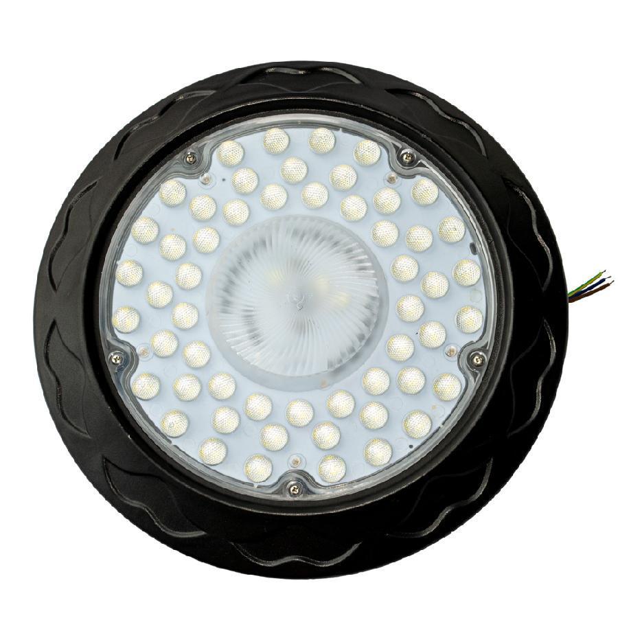 Светильник светодиодный для высоких потолков EVROLIGHT 200Вт 6400К SPENS-200 20000Лм