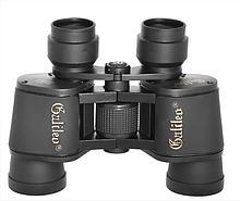 Бинокль компактный оптический для наблюдения с чехлом Galileo W7 8X40