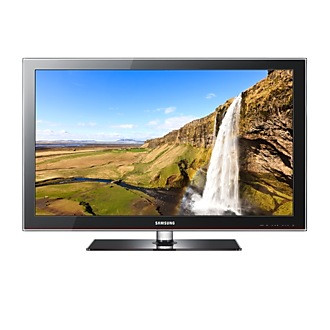 """Телевизор 40"""" Samsung LE40C550J1W (1920х1080), кронштейн + пульт ДУ в комплекте, гарантия"""