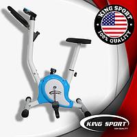Велотренажер USA King Sport Bike механічний (до 100 кг)