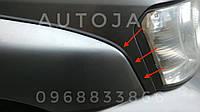 Уплотнитель расширителей арок Мицубиси , Тойота, Ниссан (Toyota, Mitsubishi, Nissan)